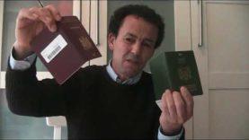 Ali Lahrouchi doet afstand van zijn Marokkaanse Nationaliteitالتخلي عن الجنسية المغربية