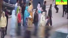 La brutalité de la police marocaine contre les citoyens Amazighs du Sahara – الزرواطة للانفصاليين ، تحت ايقاع العيون عينيا