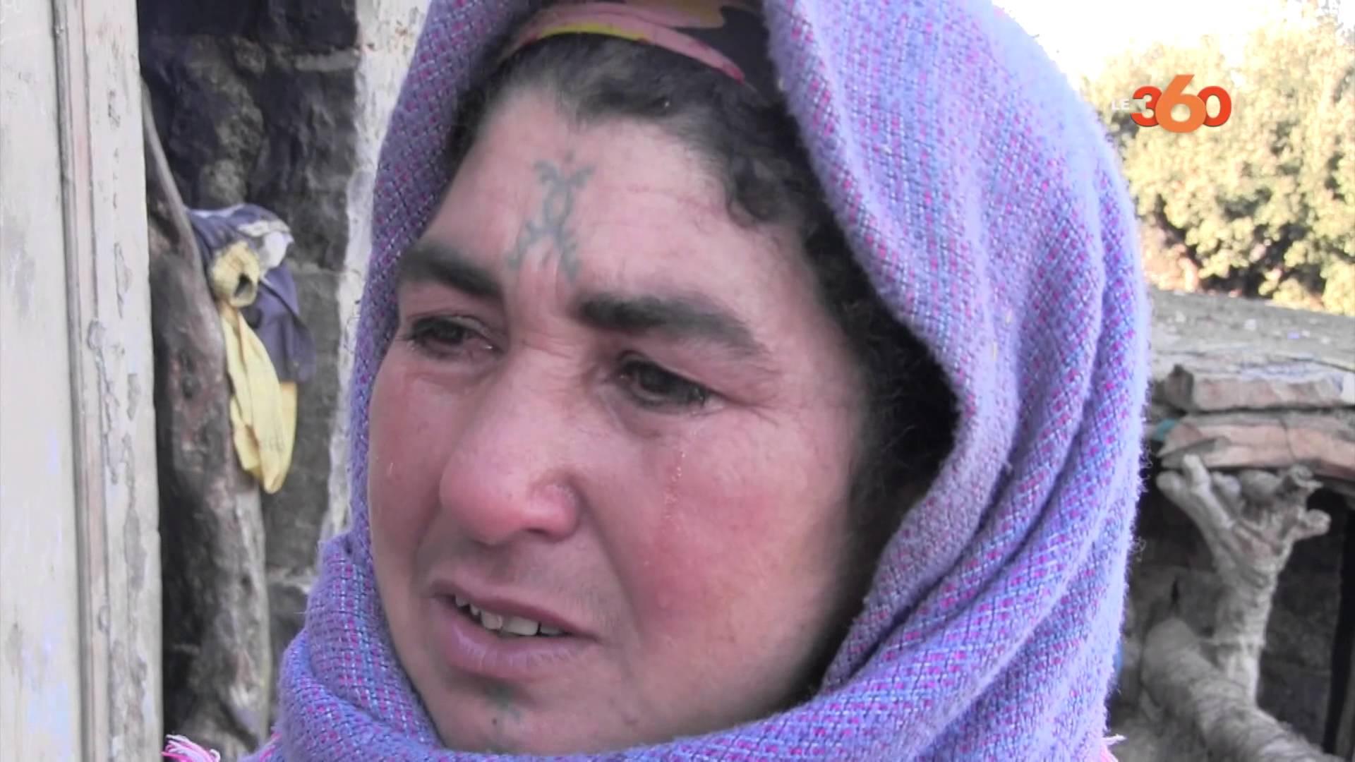 La soffrance des Amazighs sous l'occupation arabo musulmane معاناة سكان الأطلس مع تساقط الثلوج