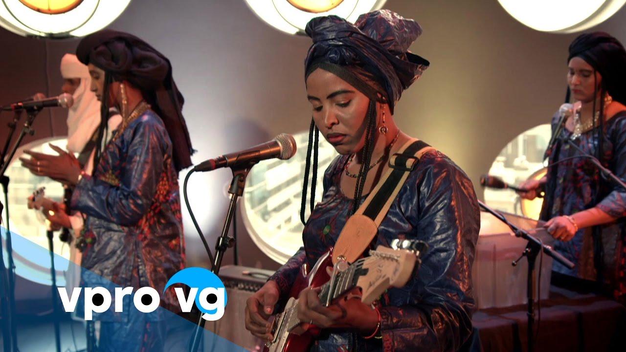 Les Filles de Illighadad – Tende TivoliVredenburg Utrecht) Amazigh Niger