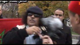 Richard Azzouz Anti Dictateur et roi Prédateur mohamed 6 مواجهة مع العياشة وسيدهم