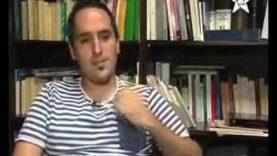 Un Amazigh (Berbère) de las Islas Canarias (Espagne) parle en Tamazight (Berbère)
