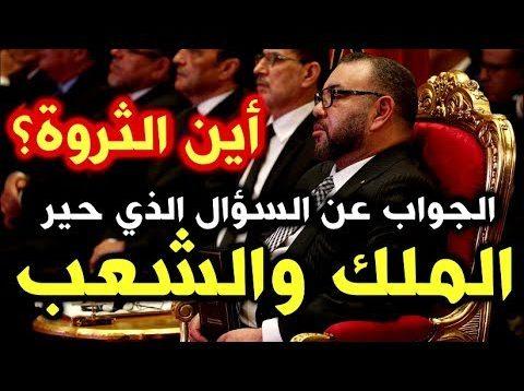 لا تسأل بعد اليوم أين الثروة.. شاهد الجواب عن السؤال الذي حير الملك محمد السادس والشعب