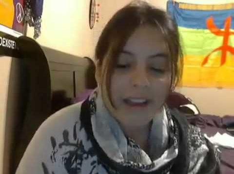 Jessica la Mexicaine qui chante Slimane Azem