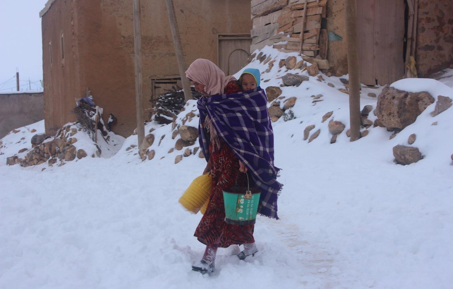 خنيفرة… سيبـيريا المغرب/. Khénifra ,La Sibérie du Maroc Par:Azddine gaiz .